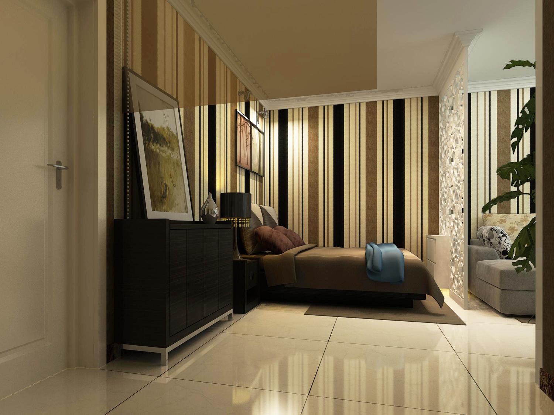 一室一厅现代风格