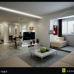 深港一号公寓设计