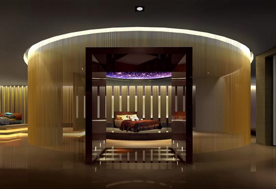 紫罗兰综合楼装饰项目