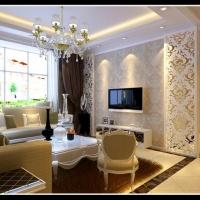 四建美林苑-二居室-110平米-装修设计