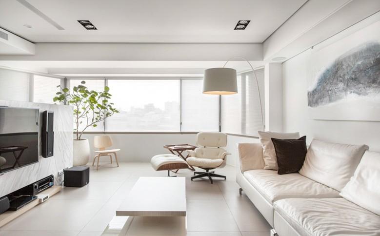 单身公寓现代简约