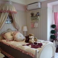 上海保利茉莉公馆小别墅欧式风格装修实景