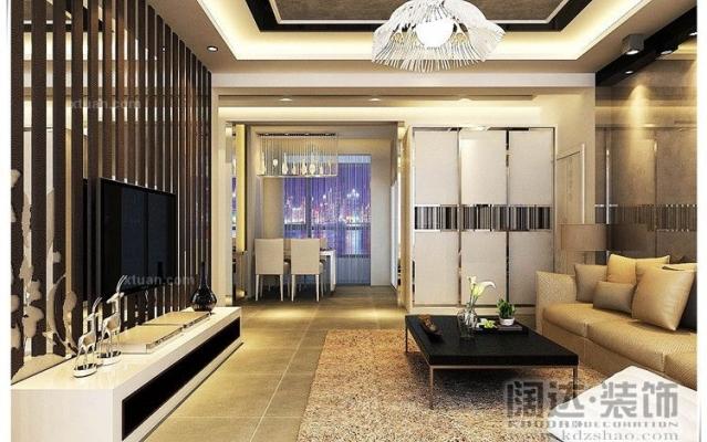 官渡区欢乐城82平方米现代风格A4户型4.5万元