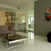 玩味时尚现代三居室!
