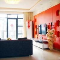 阁楼户型婚房装修实景展示——上海龙发装饰