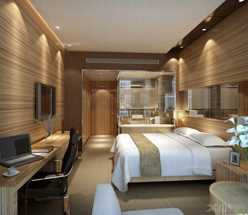 某宾馆客房设计