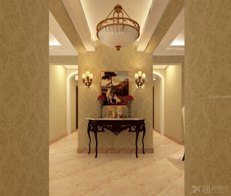 两居室欧式风格玄关