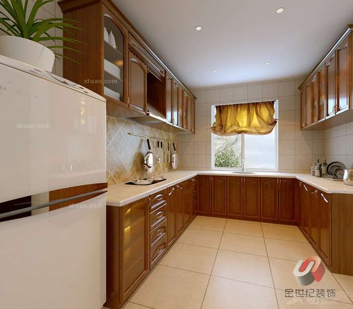 古典风格厨房