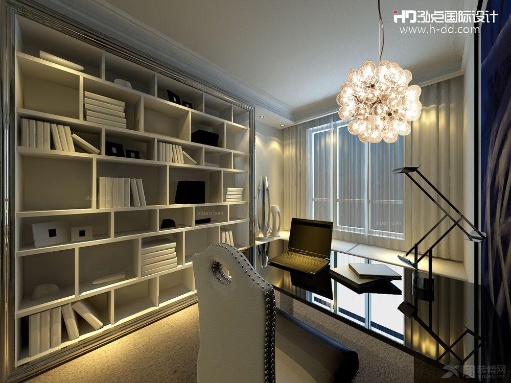 奢华公寓系列之彩色欧式装修效果图