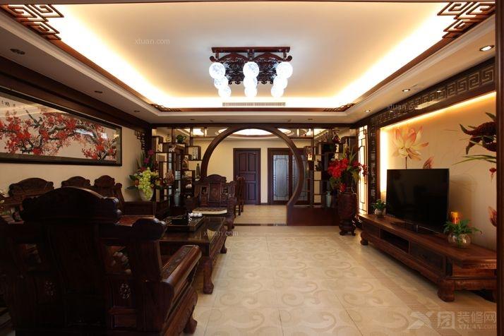 博世园中式样板房