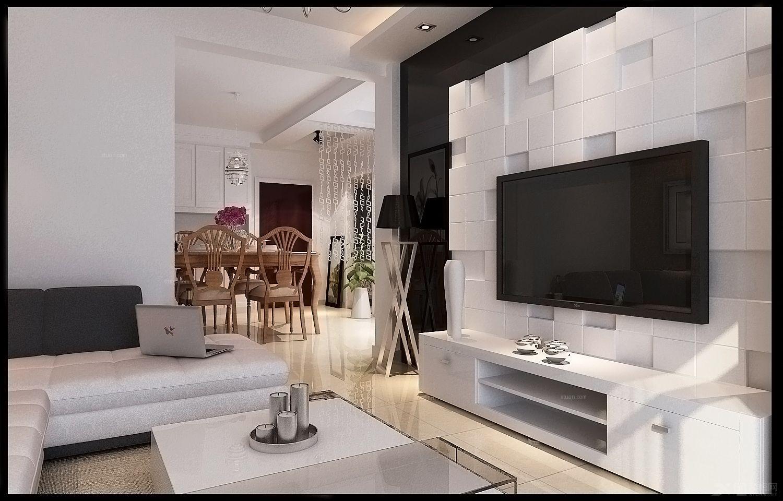 两居室简欧风格_领势公馆装修效果图-x团装修网