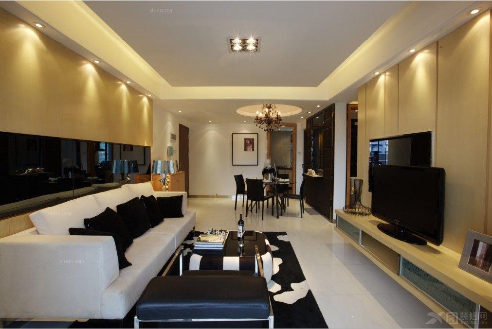 上海银河丽湾142平户型装修设计方案