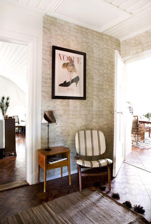 白领公寓田园风格客厅