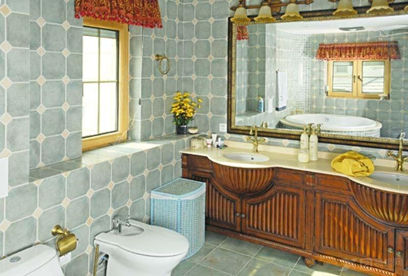 别墅托斯卡纳洗手间