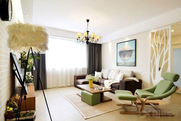三居室北欧风格