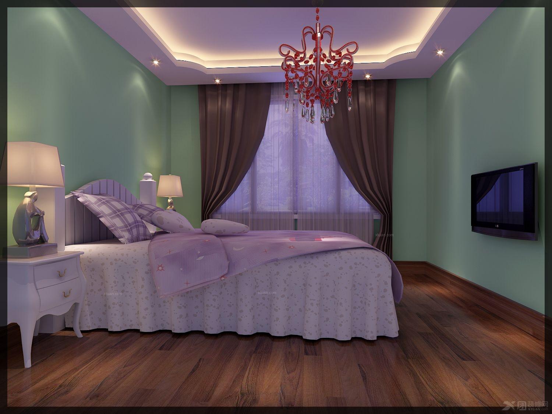 三居室欧式风格儿童房