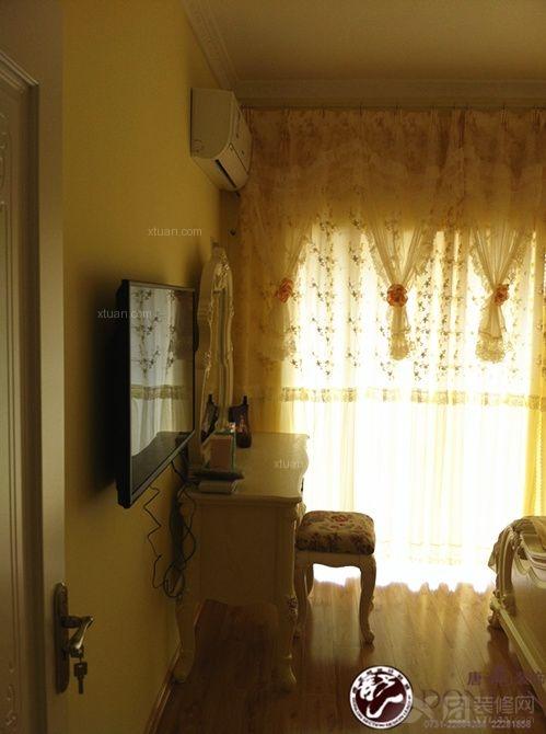 三室两厅欧式风格主卧室