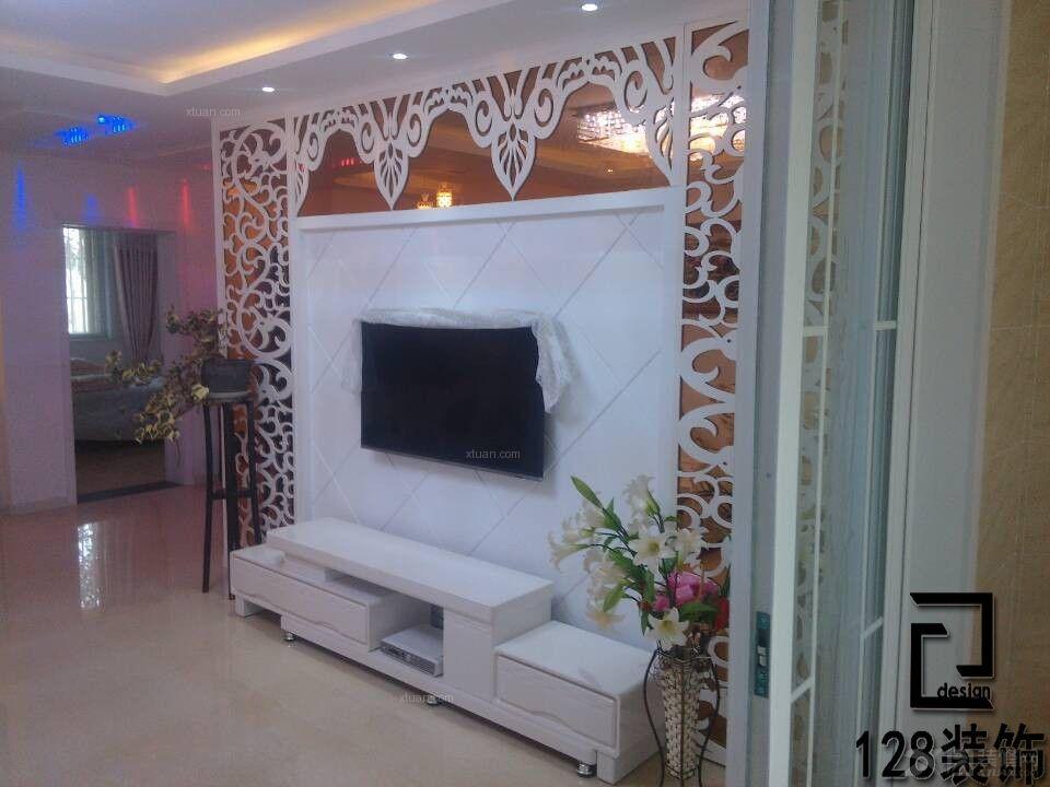 两室一厅简欧风格厨房_众城名府装修效果图-x团装修网