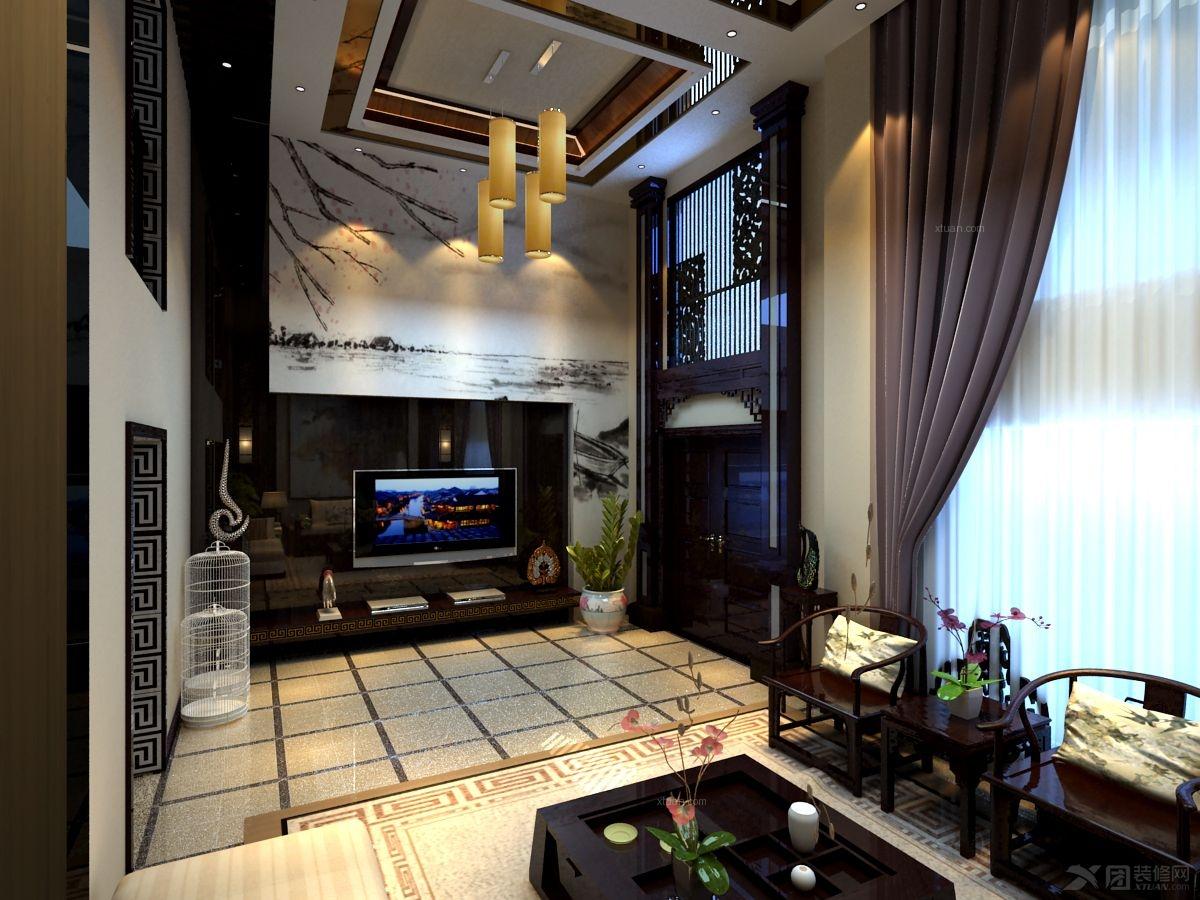 客厅中式风格 帮我出个设计方案 免费申请 客厅相关装修知识 客厅配色