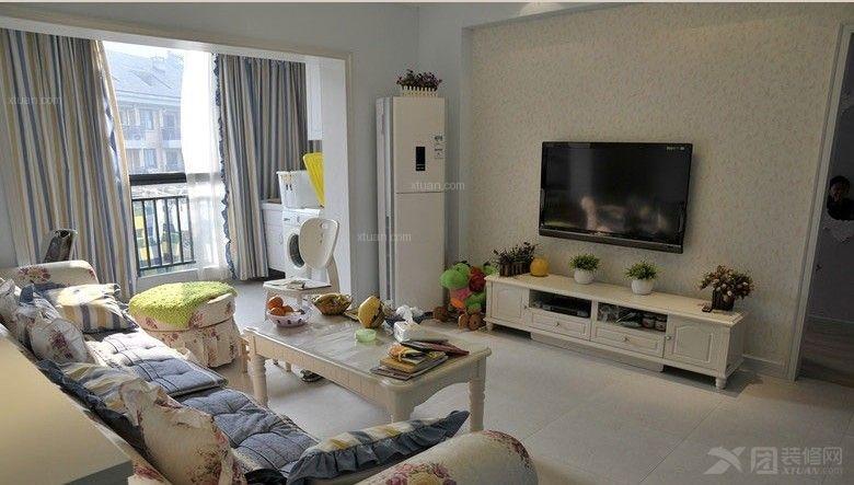龙城国际20号楼A4'户型-二居室-80.82㎡-案例效果图
