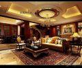 48万装600平欧式风格别墅