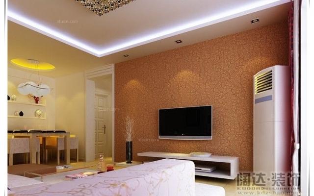 五华区假日城市119平方米现代风格C户型6.5万元