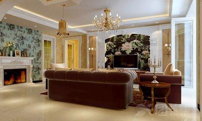 两室一厅现代风格