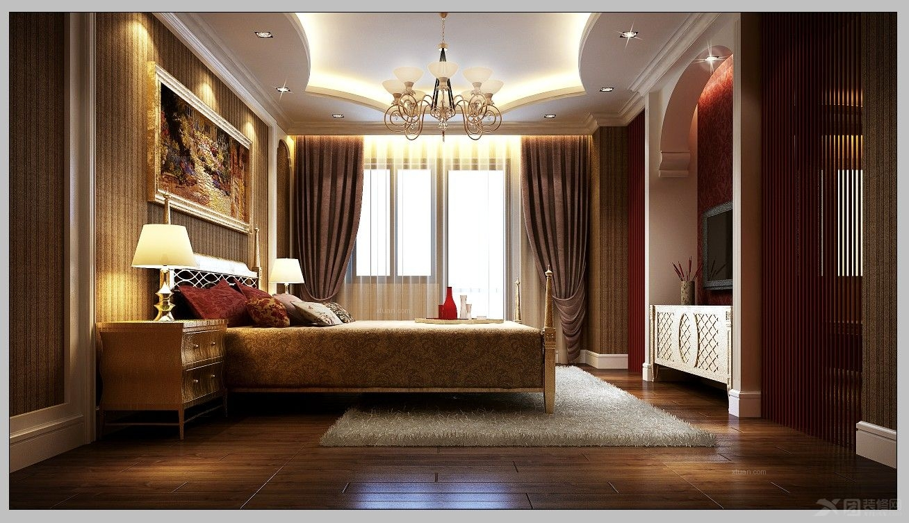 家装设计装修效果图-x团装修网
