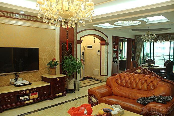 中山奥园,老张的古典欧式风格