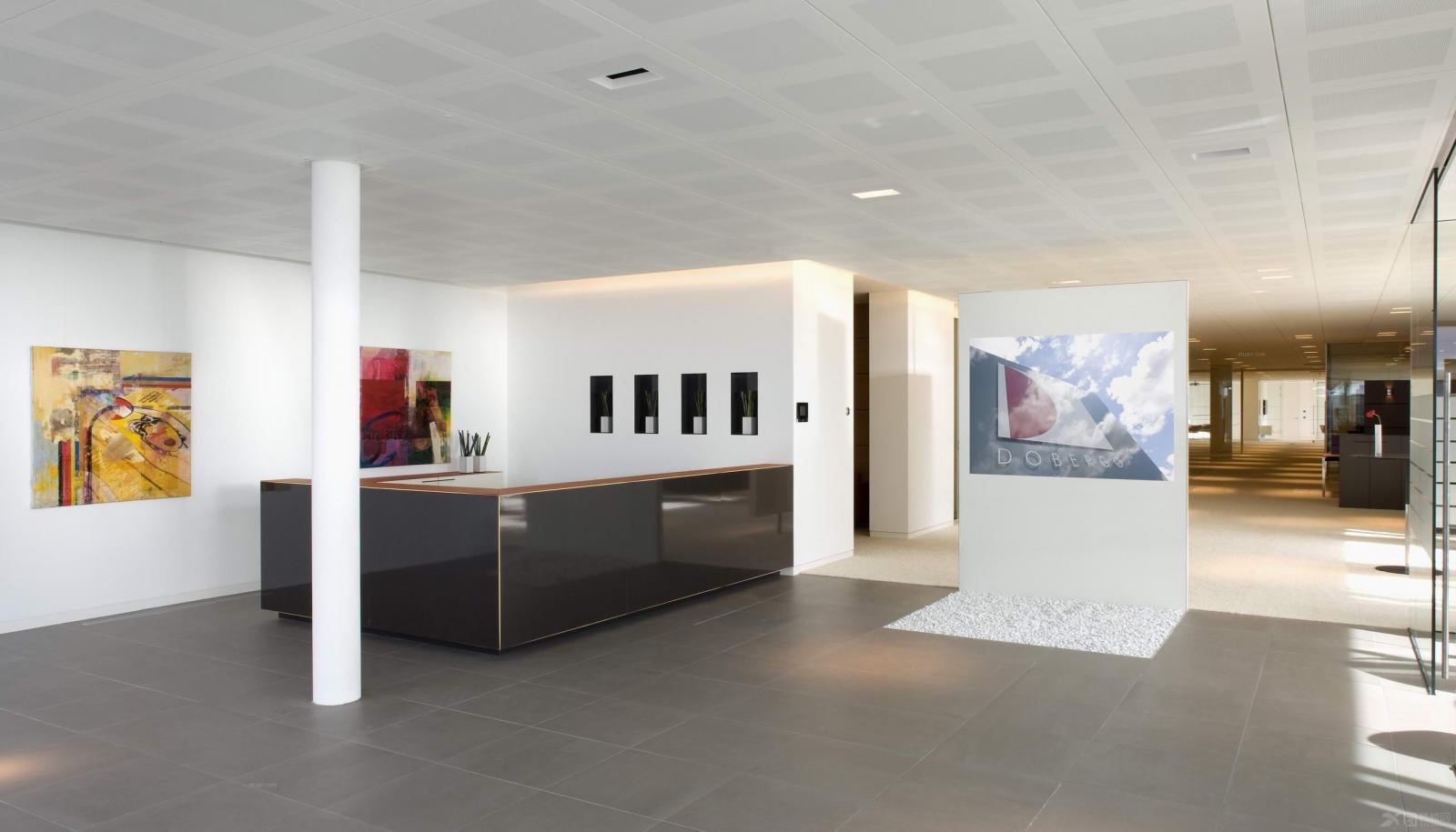 现代简约 办公室 6张 采轩餐厅 案例 5张 装修效果图