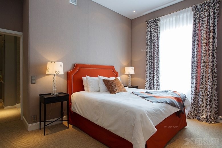 小户型日式风格卧室