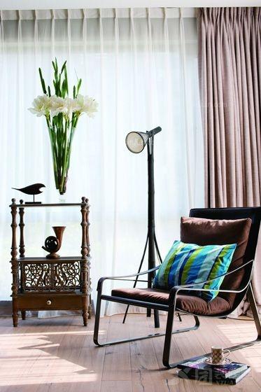 一室一厅简约风格客厅