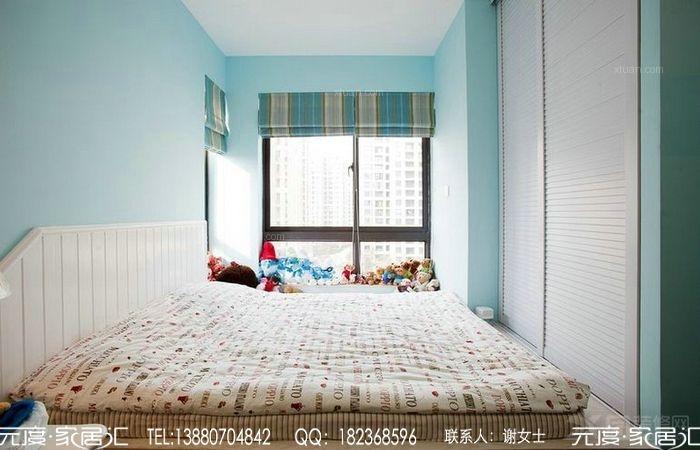 成都合能西贵金沙之现代简约风格装修实景图片