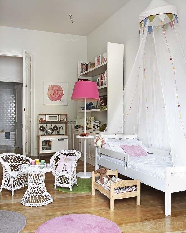 三室两厅欧式风格卧室