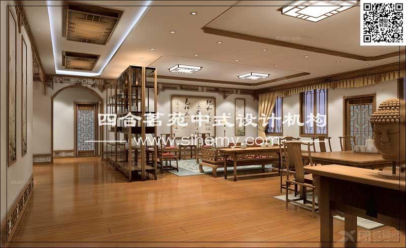 昌平高级会所设计欣赏——高雅艺术