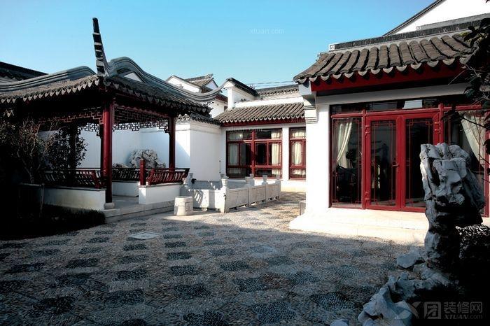 重庆装修中式风格