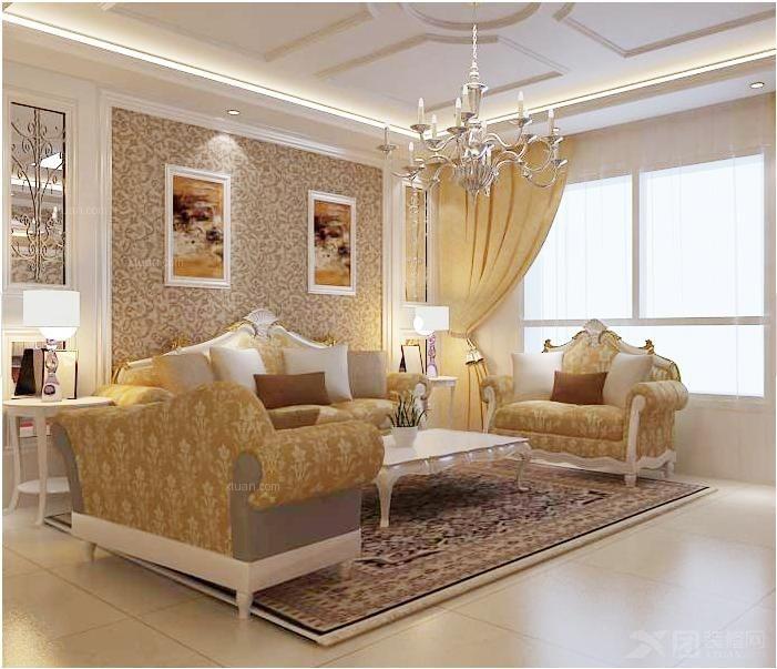 两室两厅欧式风格