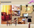 零度空间设计事务所-成名国际酒店公寓设计