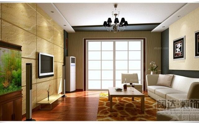 西山区滇池宜城130平方米现代风格中户型7.8万元