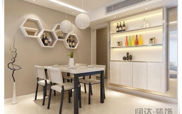 官渡区枫丹白露154平方米现代风格F户型9.1万元