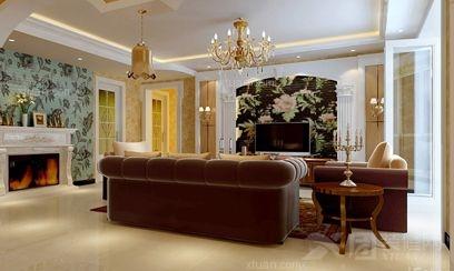 两室一厅中式风格