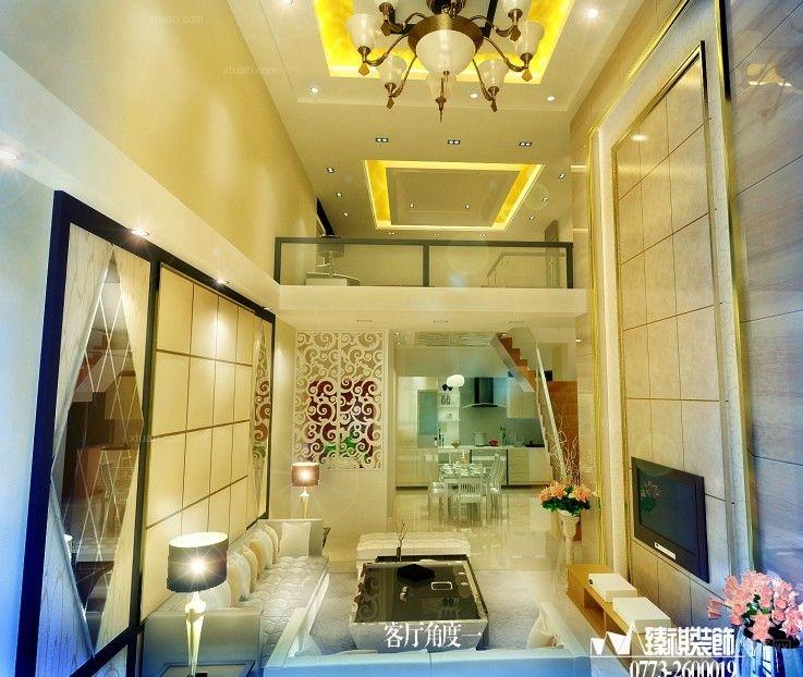 专业承接别墅,大宅,精装公寓,商业办公装修效果图图片
