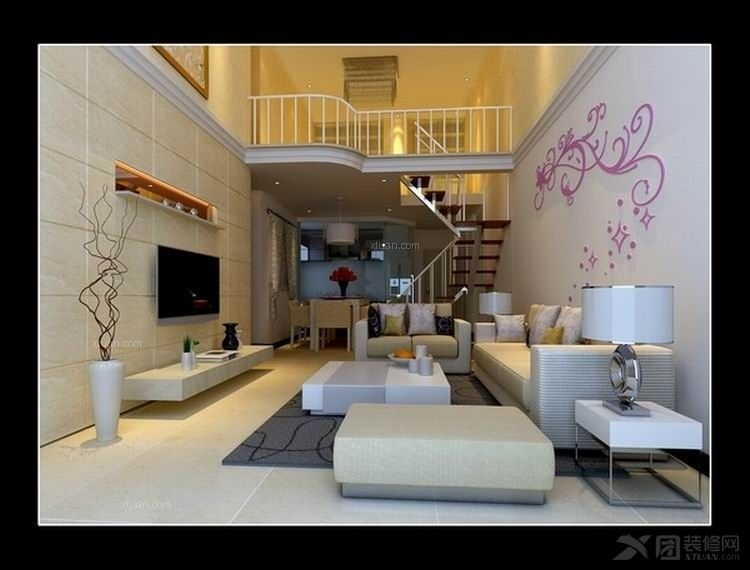 三室两厅中式风格