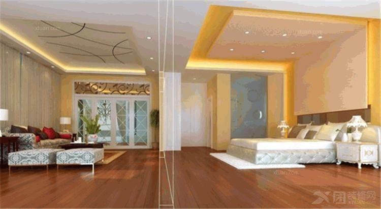 三室两厅现代风格