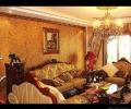 108平欧式古典主义风格三居实景案例