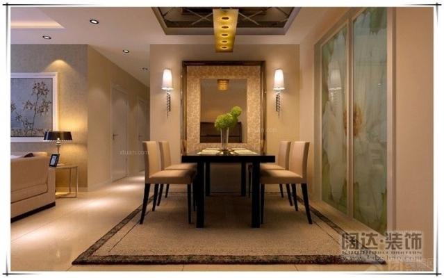 官渡区泛亚国际95平方米现代风格C户型5.2万元