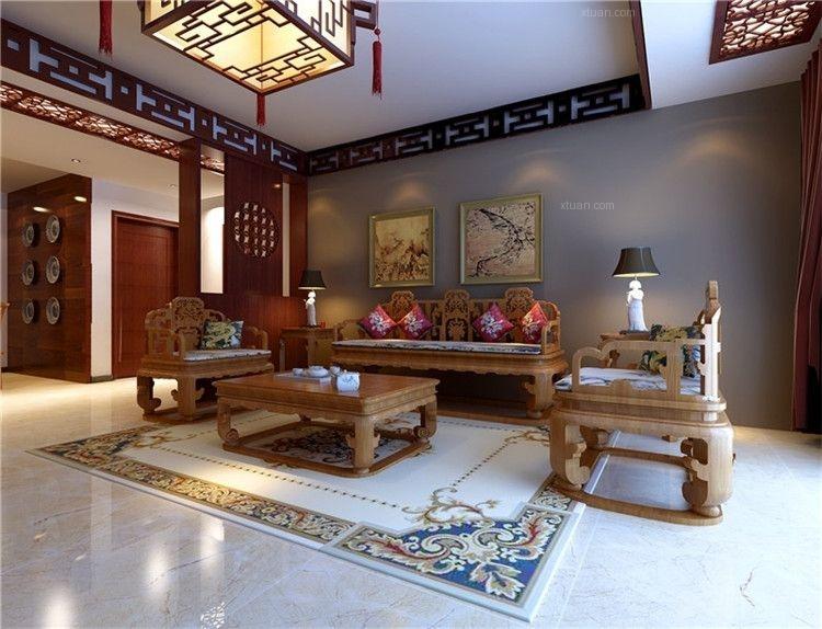 清雅中式风格