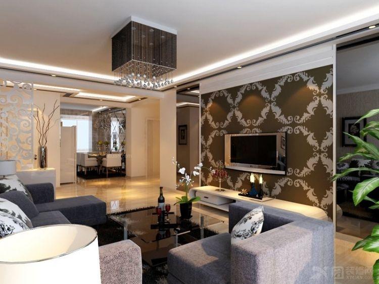三室两厅时尚风格客厅