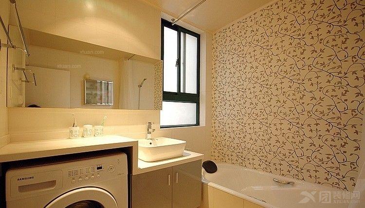 两居室新古典卫生间