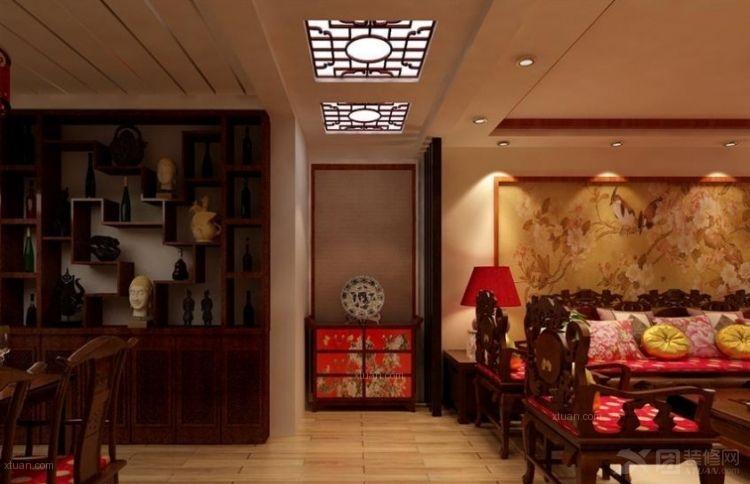 客厅中式风格